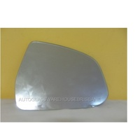 FORD FOCUS LV - 5DR HATCH 6/2005 > 4/2009 - DRIVERS RIGHT SIDE MIRROR GLASS - FLAT GLASS  - 150h X 125w