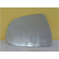 FORD FOCUS LV - 5DR HATCH 6/2005 > 4/2009 - PASSENGER LEFT SIDE MIRROR - FLAT GLASS ONLY 150h X 125w
