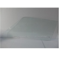 FORD CAPRI MK1 - 2DR COUPE 1969>12/1974 - PASSENGER - LEFT SIDE FRONT DOOR GLASS - CLEAR