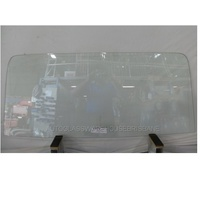 FORD CAPRI MK1 -1/1969 to 12/1974 - 2DR COUPE - REAR SCREEN GLASS - CLEAR - NEW
