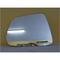 HOLDEN CAPTIVA SERIES 2 - 5DR WAGON 3/11>CURRENT - PASSENGER - LEFT SIDE MIRROR GLASS - FLAT GLASS ONLY - 141W X 186H