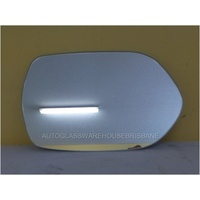 HOLDEN EPICA - 4DR SEDAN 7/2008>12/2011 - DRIVERS - RIGHT SIDE MIRROR GLASS - FLAT GLASS ONLY - 178W X 118H