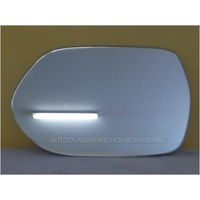 HOLDEN EPICA - 4DR SEDAN 7/2008>12/2011 - PASSENGER - LEFT SIDE MIRROR GLASS - FLAT GLASS ONLY - 178W X 118H