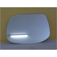 HONDA ACCORD CU EURO - 4DR SEDAN 6/2008>1/2011 - PASSENGER - LEFT SIDE MIRROR GLASS - FLAT GLASS ONLY - 165W X 125H