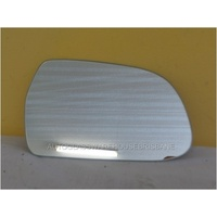 AUDI A4 B8 8K - 4/2008 to 12/2015 - 4DR SEDAN - RIGHT SIDE MIRROR - flat glass only-185 X 115
