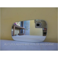 SUBARU IMPREZA - 5DR HATCH 12/2011>CURRENT - PASSENGER - LEFT SIDE MIRROR - NEW (flat mirror glass only) 169 X 98h