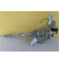 FORD RANGER PJ-PK - UTE 12/2006>3/2009 - DRIVER - RIGHT FRONT DOOR ELECTRIC WINDOW REGULATOR