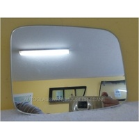 MIRROR NISSAN XTRAIL T31  RIGHT SIDE-flat glass only-169mm wide X 135mm high