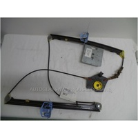 FORD TERRITORY SX/SY1 - 5DR WAGON 5/2004>4/2009 - DRIVER - RIGHT SIDE FRONT WINDOW REGULATOR - ELECTRIC