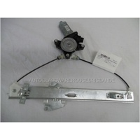 MITSUBISHI 380 DB - 4DR SEDAN 10/2005>4/2008 - PASSENGER - LEFT SIDE REAR WINDOW REGULATOR - ELECTRIC