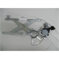 suitable for TOYOTA HIACE KDH200 - VAN 4/2005>CURRENT - PASSENGER - LEFT FRONT WINDOW REGULATOR - ELECTRIC