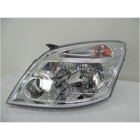 GREAT WALL X240 - 5DR WAGON 10/09>3/2011 - PASSEGER - LEFT SIDE HEADLIGHT