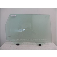 NISSAN PATHFINDER R52 - 10/2013 to current- 4DR WAGON - RIGHT SIDE REAR DOOR GLASS - NEW
