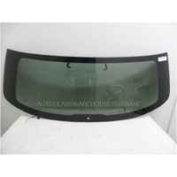 BMW X3 F25 - 5DR WAGON 3/20114>CURRENT - REAR SCREEN - GREEN - GENUINE