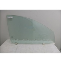 MITSUBISHI TRITON MQ - 4/2015 to CURRENT - UTE - RIGHT SIDE FRONT DOOR GLASS - WITH FITTING - NEW