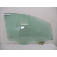 KIA CARNIVAL YP - 12/2014 to CURRENT - VAN - RIGHT SIDE FRONT DOOR GLASS - GREEN - NEW