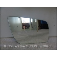 FORD RANGER PX - UTE 10/2011>CURRENT - DRIVER - RIGHT SIDE FLAT MIRROR GLASS - 200MM WIDE X 150MM HIGH