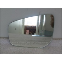 MITSUBISHI MIRAGE LA - 2013 to CURRENT - 5DR HATCH - LEFT SIDE MIRROR - FLAT GLASS ONLY -NEW