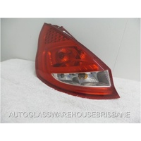 FORD FIESTA WS/WT  - 5DR HATCH 1/2009>CURRENT - PASSENGER - LEFT SIDE TAIL LIGHT