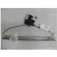 MAZDA CX-7 11/2007 to 02/2012 - 5DR WAGON - LEFT SIDE FRONT REGULATOR - ELECTRIC