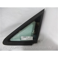 VOLKSWAGEN CADDY - VAN 2/2005 > CURRENT - PASSENGER - LEFT FRONT QUARTER GLASS
