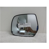 FORD RANGER PJ/PK - 12/2006 to 9/2011 - UTE - LEFT SIDE MIRROR- With Backing Plate