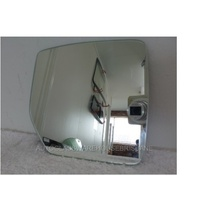 JEEP CHEROKEE KK - 2/2008 to 5/2014 - 4DR WAGON - RIGHT SIDE MIRROR -FLAT GLASS ONLY-164w X 153h - NEW