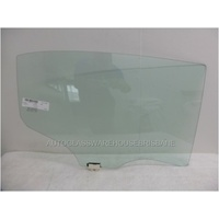 MAZDA 2 DJ - 8/2014 > CURRENT - 4DR SEDAN/5DR HATCH - RIGHT SIDE REAR DOOR GLASS