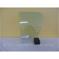 HOLDEN TRAILBLAZER RG - 7/2016 ONWARDS - LEFT SIDE REAR QUARTER GLASS - NEW