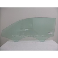 AUDI A1 8X - 11/2010 > 5/2013 - 3DR HATCH - LEFT SIDE FRONT DOOR GLASS - NEW