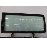 VOLKSWAGEN TRANSPORTER T5 CAB-CHASSIS - 8/2004 to 11/2015 - VAN - LEFT SIDE CARGO GLASS -BONDED - NEW