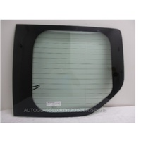FORD TRANSIT CUSTOM SWB/LWB - 2/2014 ONWARDS - RIGHT SIDE REAR BARN DOOR GLASS -(No Wiper Hole)