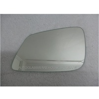 BMW 3 SERIES F30 - 2/2012 ONWARDS - 4DR SEDAN - LEFT SIDE MIRROR - FLAT GLASS ONLY - 205w X 120h - NEW