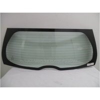 HONDA JAZZ GK5- 8/2014 to CURRENT - 5DR HATCH - REAR SCREEN GLASS - NEW - GREEN - HEATED