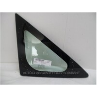 HONDA JAZZ GK5- 8/2014 to CURRENT - 5DR HATCH - RIGHT SIDE FRONT QUARTER GLASS - NEW - GREEN