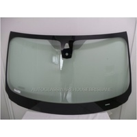 BMW X5 F15 - 4DR 4WD WAGON - 9/2013 to CURRENT - FRONT WINDSCREEN GLASS - RAIN SENSOR BRACKET,CAMERA HOLDER,ACOUSTIC,HUD,SOLAR GLASS - NEW