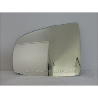 BMW X5 E70 - 4/2007 to 8/2013 - 4DR WAGON - LEFT SIDE MIRROR - FLAT GLASS ONLY - 180w X 150h - NEW