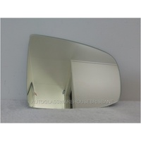 BMW X5 E70 - 4/2007 to 8/2013 - 4DR WAGON - RIGHT SIDE MIRROR - FLAT GLASS ONLY - 180w X 150h - NEW