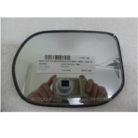 HONDA CIVIC FD 8TH GEN - 2/2006 to 1/2012 - 4DR SEDAN - LEFT SIDE MIRROR - WITH BACKING