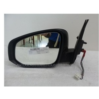 TOYOTA RAV4 40 SERIES ASA43/44 - 2/2013 to - 5DR WAGON -  LEFT SIDE MIRROR - FLAT GLASS INSTALLED - GENUINE (7-WIRE)