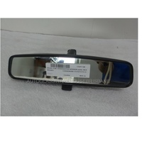 HOLDEN COMMODORE VT/VX/VY/VZ - 9/1997 to 7/2006 - 4DR SEDAN - INTERIOR CENTER REAR VIEW MIRROR