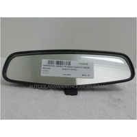 HOLDEN BARINA TM - 10/2011 to CURRENT - 5DR HATCH - INTERIOR CENTER REAR VIEW MIRROR