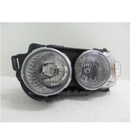 HOLDEN BARINA TM - 10/2011 to CURRENT - 5DR HATCH - LEFT SIDE HEADLIGHT