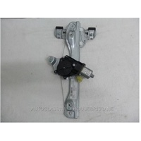 HOLDEN BARINA TM - 10/2011 to CURRENT - 5DR HATCH - RIGHT SIDE REAR DOOR REGULATOR - ELECTRIC