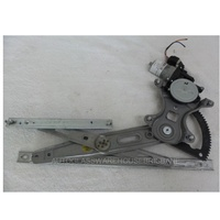 HYUNDAI i20 PB - 7/2010 to CURRENT - 3DR HATCH - RIGHT SIDE FRONT WINDOW REGULATOR - ELECTRIC