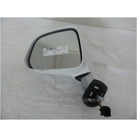 HOLDEN CAPTIVA CG - 9/2006 to 2/2011 - 5DR WAGON - LEFT SIDE MIRROR - ELECTRIC