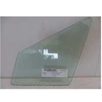 SUBARU XV JF1GP7K - 1/2012 to CURRENT - 5DR WAGON - LEFT SIDE FRONT QUARTER GLASS - GREEN - NEW