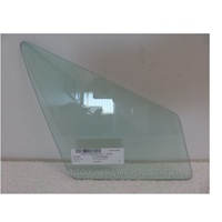 SUBARU XV JF1GP7K - 1/2012 to CURRENT - 5DR WAGON - RIGHT SIDE FRONT QUARTER GLASS - GREEN - NEW