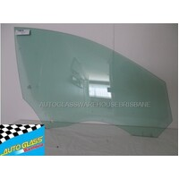 AUDI A5 SPORT - 2008 TO CURRENT - RIGHT SIDE FRONT DOOR GLASS - GREEN - NEW