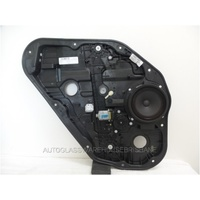HYUNDAI i30 GD - 5/2012 to CURRENT - 5DR HATCH - LEFT SIDE REAR WINDOW REGULATOR - ELECTRIC PANEL ASSY PLASTIC